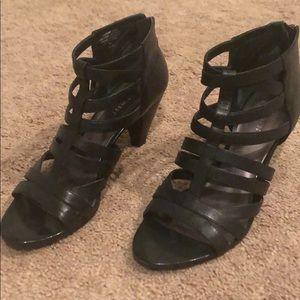 Nine West Kitten Heel Sandal